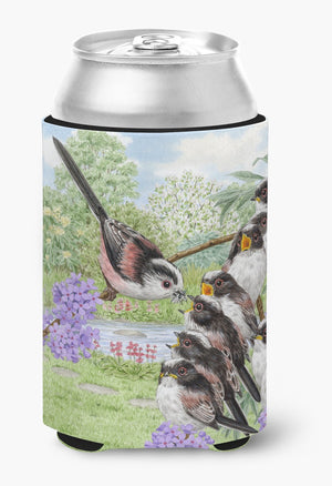 Buy this Long Tailed Tits by Sarah Adams Can or Bottle Hugger ASAD0690CC