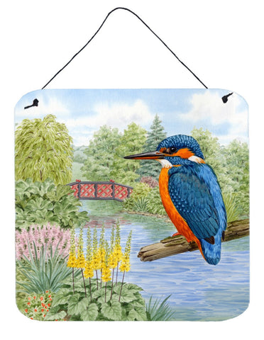Buy this Kingfisher by Sarah Adams Wall or Door Hanging Prints ASAD0692DS66