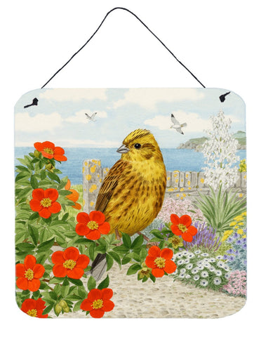 Buy this Yellowhammer by Sarah Adams Wall or Door Hanging Prints ASAD0695DS66