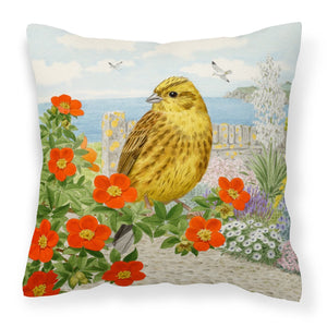 Buy this Yellowhammer by Sarah Adams Canvas Decorative Pillow