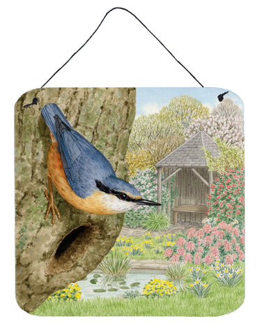 Buy this Nuthatch by Sarah Adams Wall or Door Hanging Prints ASAD0696DS66