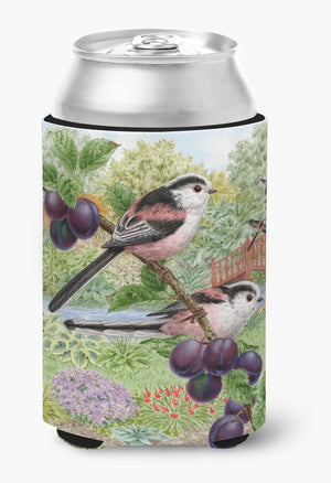 Buy this Long Tailed Tits by Sarah Adams Can or Bottle Hugger ASAD0703CC