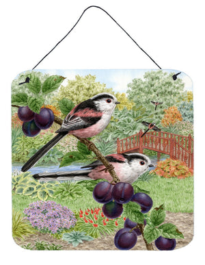 Buy this Long Tailed Tits by Sarah Adams Wall or Door Hanging Prints ASAD0703DS66
