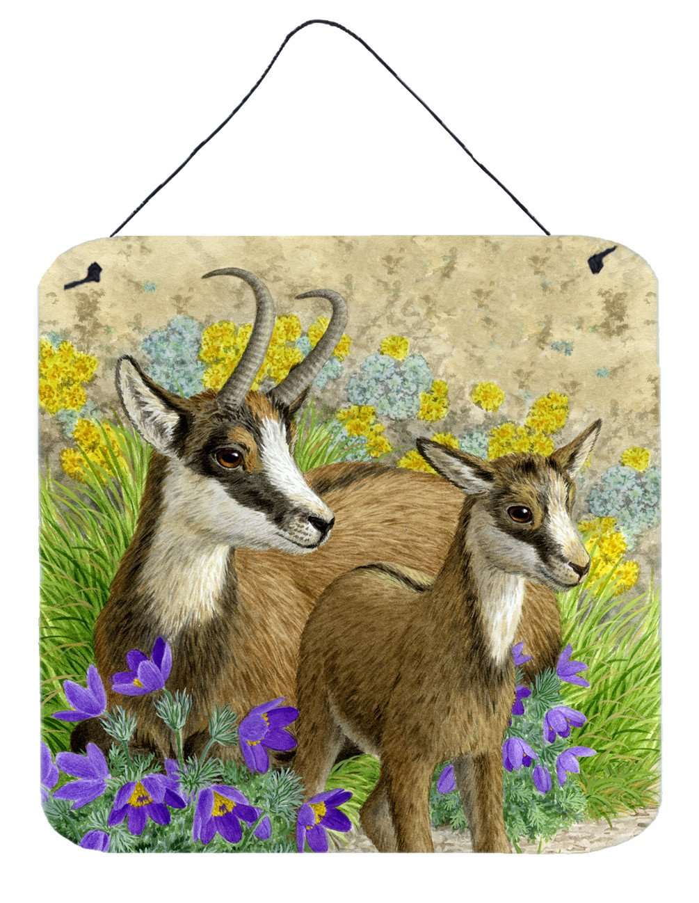 Chamois by Sarah Adams Wall or Door Hanging Prints ASAD0789DS66 - the-store.com