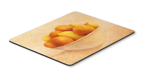 Buy this Oranges & Lemons in a Bowl Mouse Pad, Hot Pad or Trivet BABE0085MP