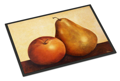 Buy this Apple and Pear Indoor or Outdoor Mat 18x27 BABE0089MAT