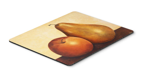 Buy this Apple and Pear Mouse Pad, Hot Pad or Trivet BABE0089MP