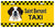 Buy this Saint Bernard Taxi License Plate BB1370LP