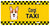 Buy this Corgi Taxi License Plate BB1378LP