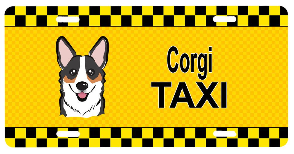 Buy this Corgi Taxi License Plate BB1379LP