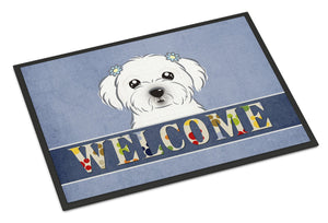 Buy this Maltese Welcome Indoor or Outdoor Mat 18x27 BB1394MAT