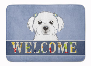 Buy this Maltese Welcome Machine Washable Memory Foam Mat BB1394RUG