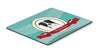 Border Collie Merry Christmas Mouse Pad, Hot Pad or Trivet BB1551MP by Caroline's Treasures