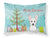 Buy this Christmas Tree and Westie Fabric Standard Pillowcase BB1598PILLOWCASE