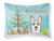 Buy this Christmas Tree and Sable Corgi Fabric Standard Pillowcase BB1625PILLOWCASE