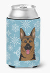 Buy this Snowflake German Shepherd Can or Bottle Hugger BB1645CC