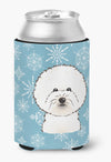 Buy this Snowflake Bichon Frise Can or Bottle Hugger BB1651CC