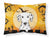 Buy this Halloween Dalmatian Fabric Standard Pillowcase BB1768PILLOWCASE