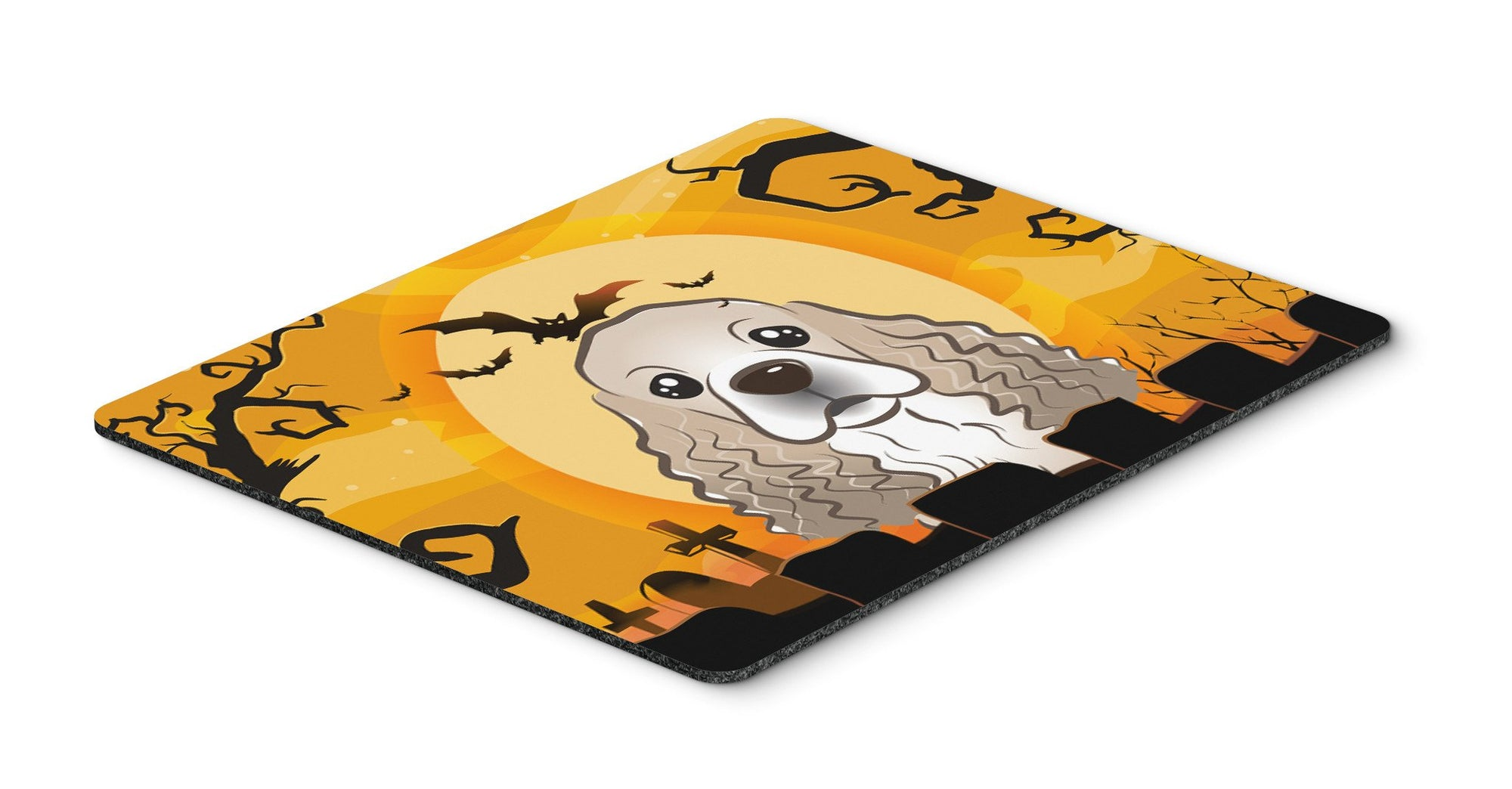 Halloween Cocker Spaniel Mouse Pad, Hot Pad or Trivet BB1774MP by Caroline's Treasures
