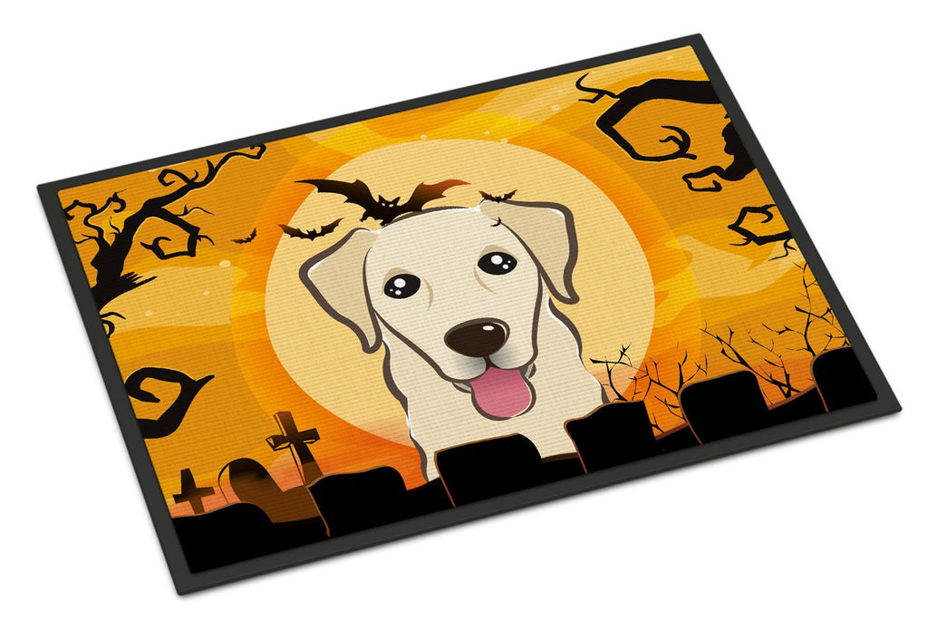 Buy this Halloween Golden Retriever Indoor or Outdoor Mat 24x36 BB1810JMAT