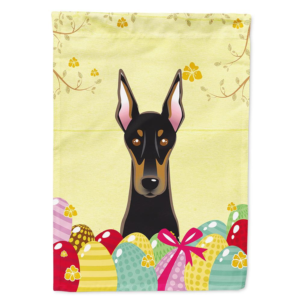 Buy this Doberman Easter Egg Hunt Flag Garden Size BB1927GF