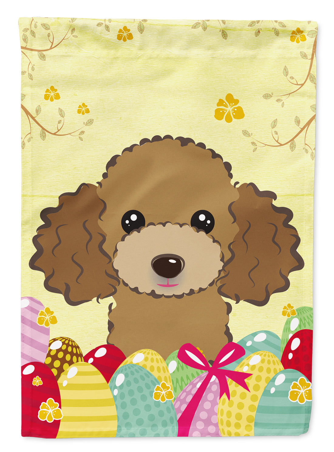 Poodle Garden Flags by Caroline\'s Treasures - the-store.com