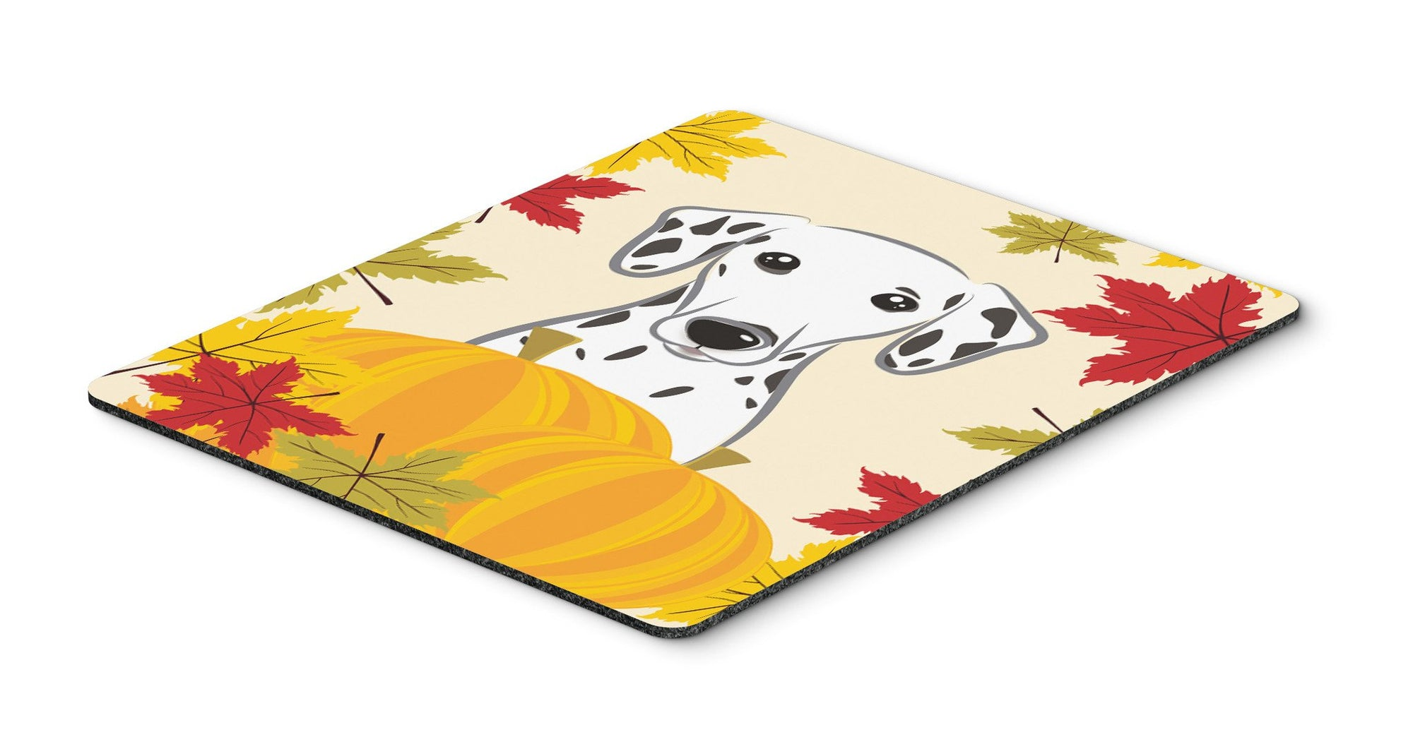 Dalmatian Thanksgiving Mouse Pad, Hot Pad or Trivet BB2016MP by Caroline's Treasures