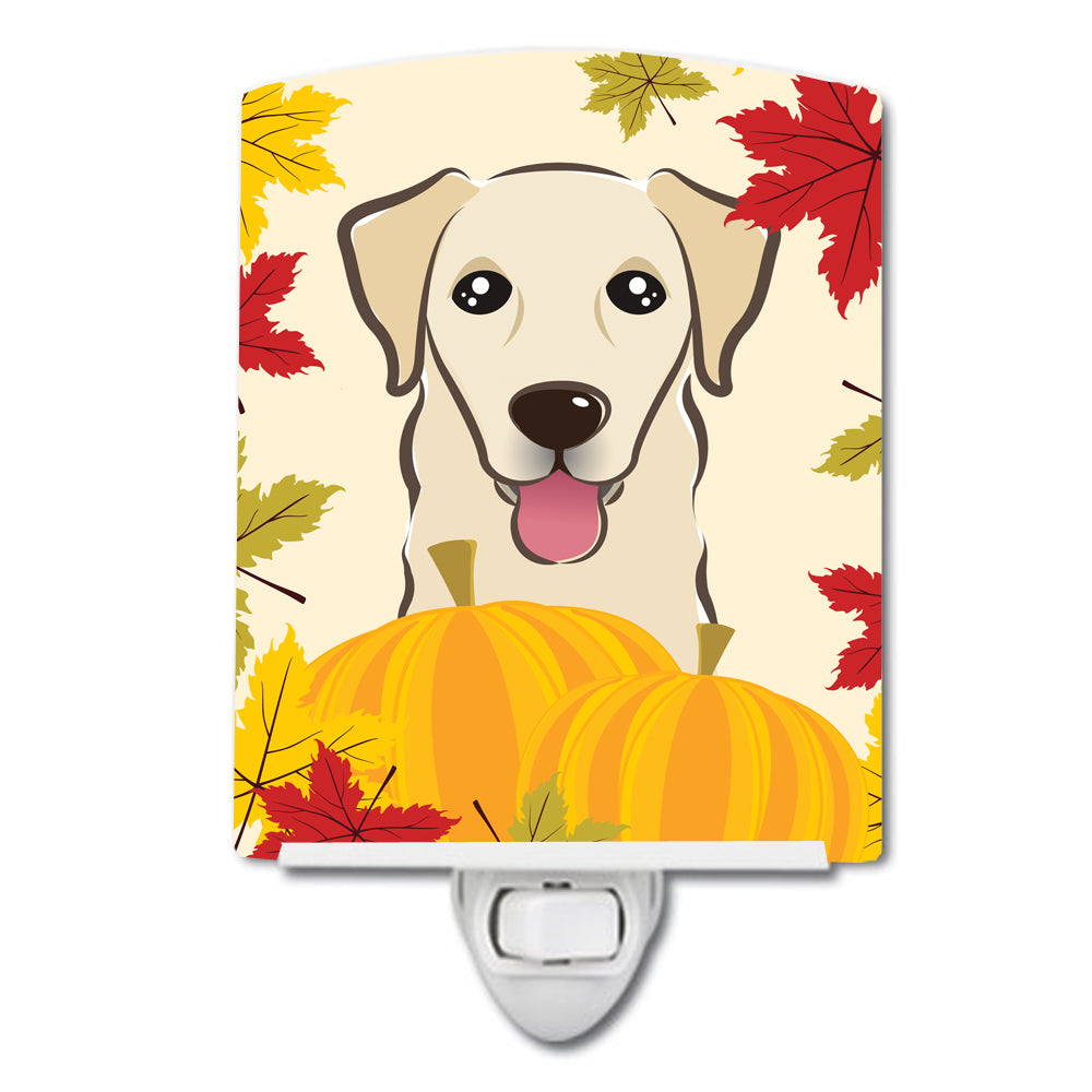 Golden Retriever Thanksgiving Ceramic Night Light BB2058CNL by Caroline's Treasures