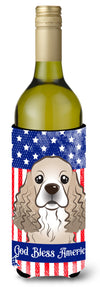 Cocker Spaniel Wine Bottle Beverage Insulator Hugger BB2146LITERK by Caroline's Treasures
