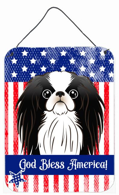 Japanese Chin Wall or Door Hanging Prints BB2160DS1216 by Caroline's Treasures