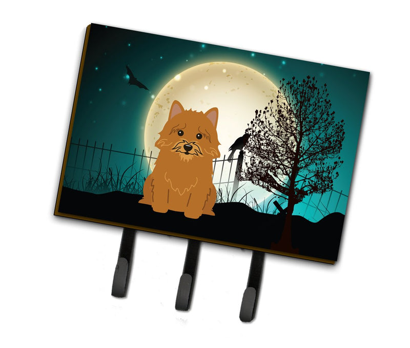 Buy this Halloween Scary Norwich Terrier Leash or Key Holder BB2210TH68