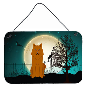Buy this Halloween Scary Karelian Bear Dog Wall or Door Hanging Prints BB2212DS812