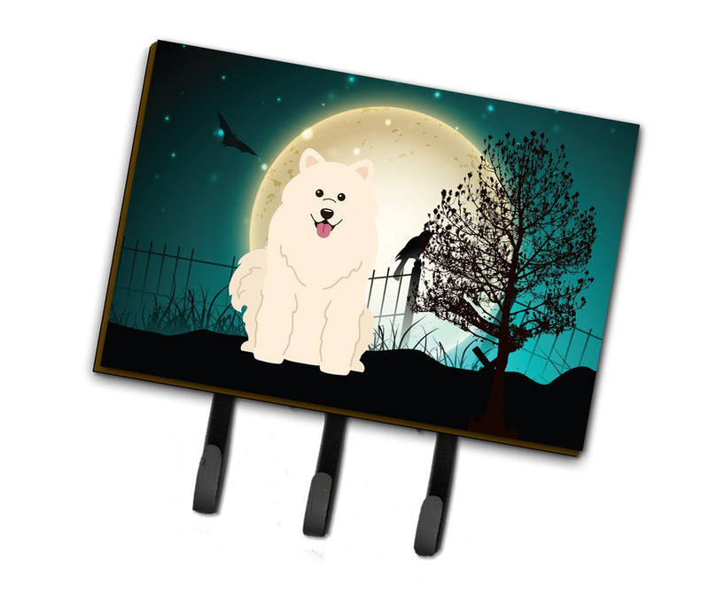 Buy this Halloween Scary Samoyed Leash or Key Holder BB2220TH68