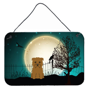 Buy this Halloween Scary Glen of Imal Tan Wall or Door Hanging Prints BB2250DS812