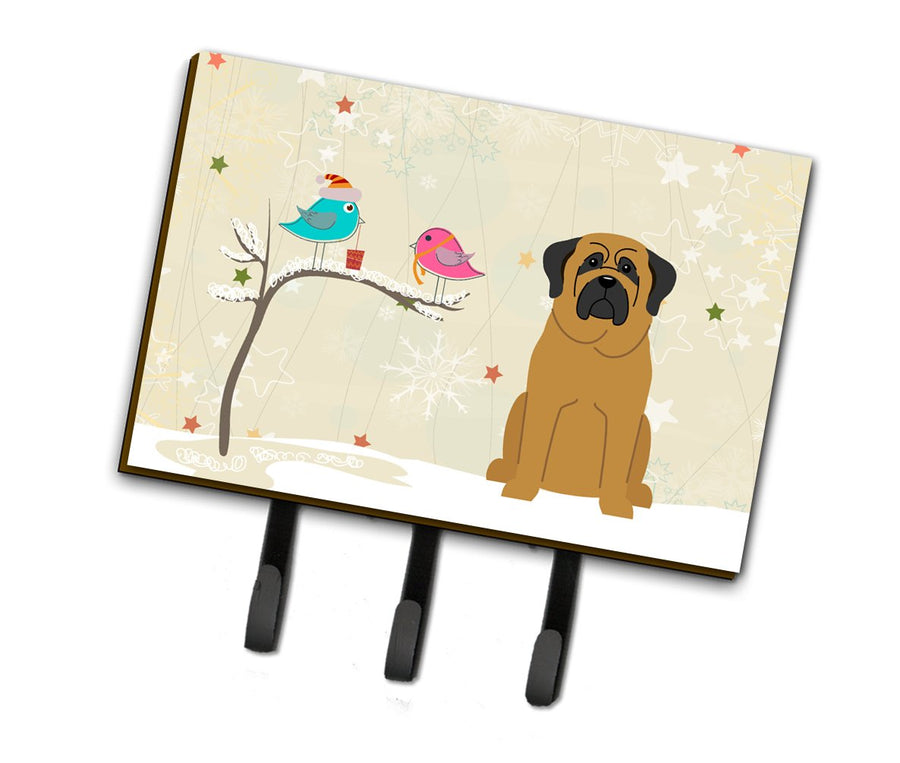 Buy this Christmas Presents between Friends Mastiff Leash or Key Holder BB2490TH68