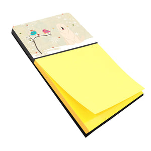 Buy this Christmas Presents between Friends South Russian Sheepdog Sticky Note Holder BB2496SN