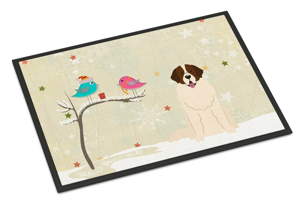 Buy this Christmas Presents between Friends Moscow Watchdog Indoor or Outdoor Mat 24x36 BB2499JMAT
