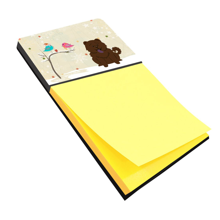 Buy this Christmas Presents between Friends Chow Chow Chocolate Sticky Note Holder BB2613SN