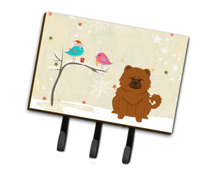 Buy this Christmas Presents between Friends Chow Chow Red Leash or Key Holder BB2614TH68