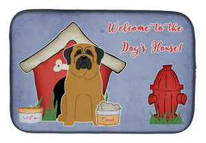 Buy this Dog House Collection Mastiff Dish Drying Mat BB2772DDM