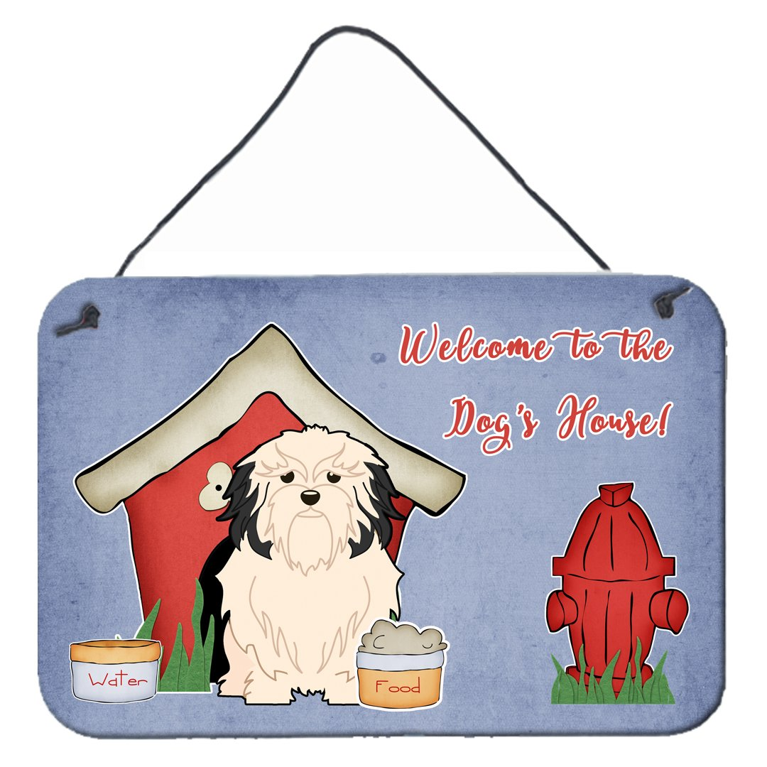 Buy this Dog House Collection Lowchen Wall or Door Hanging Prints