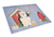 Buy this Dog House Collection Lowchen Glass Cutting Board Large BB2773LCB