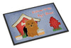 Dog House Collection Norwich Terrier Indoor or Outdoor Mat 24x36 BB2774JMAT - the-store.com