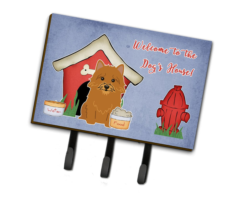 Buy this Dog House Collection Norwich Terrier Leash or Key Holder