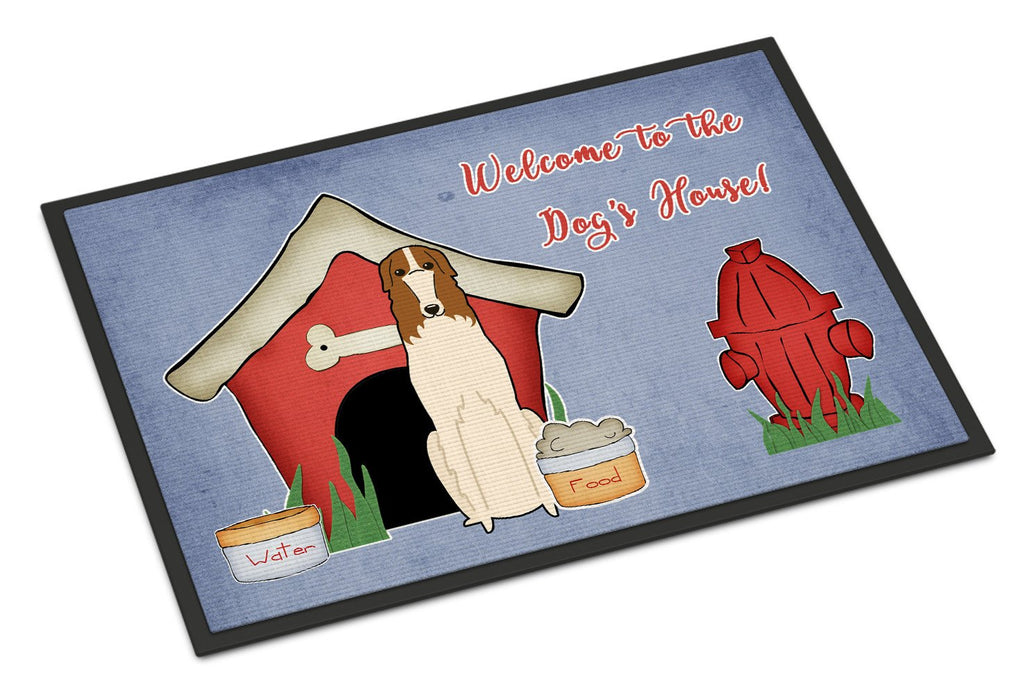 Buy this Dog House Collection Borzoi Indoor or Outdoor Mat 18x27 BB2777MAT