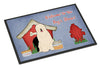 Dog House Collection South Russian Sheepdog Indoor or Outdoor Mat 24x36 BB2778JMAT - the-store.com