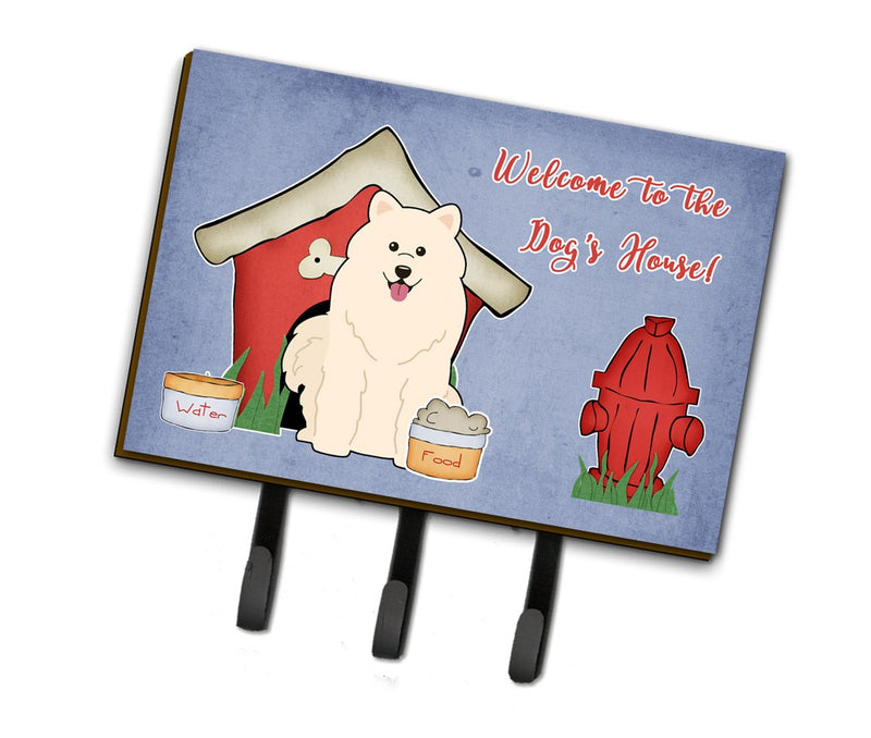 Buy this Dog House Collection Samoyed Leash or Key Holder