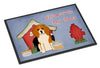 Dog House Collection Beagle Tricolor Indoor or Outdoor Mat 24x36 BB2794JMAT - the-store.com