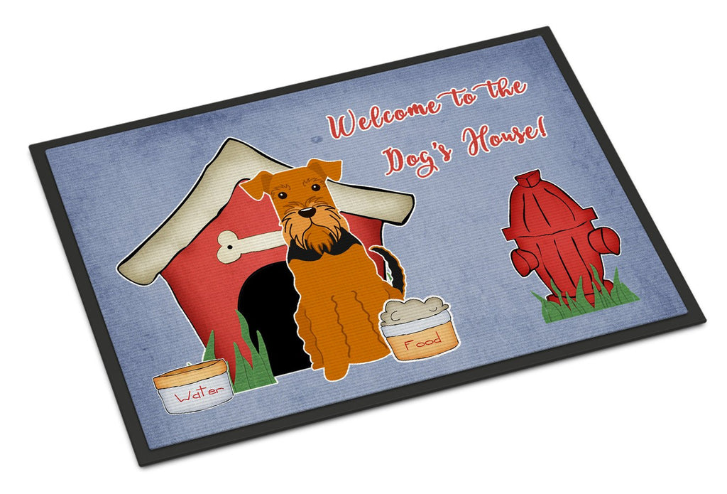Buy this Dog House Collection Airedale Indoor or Outdoor Mat 24x36 BB2795JMAT