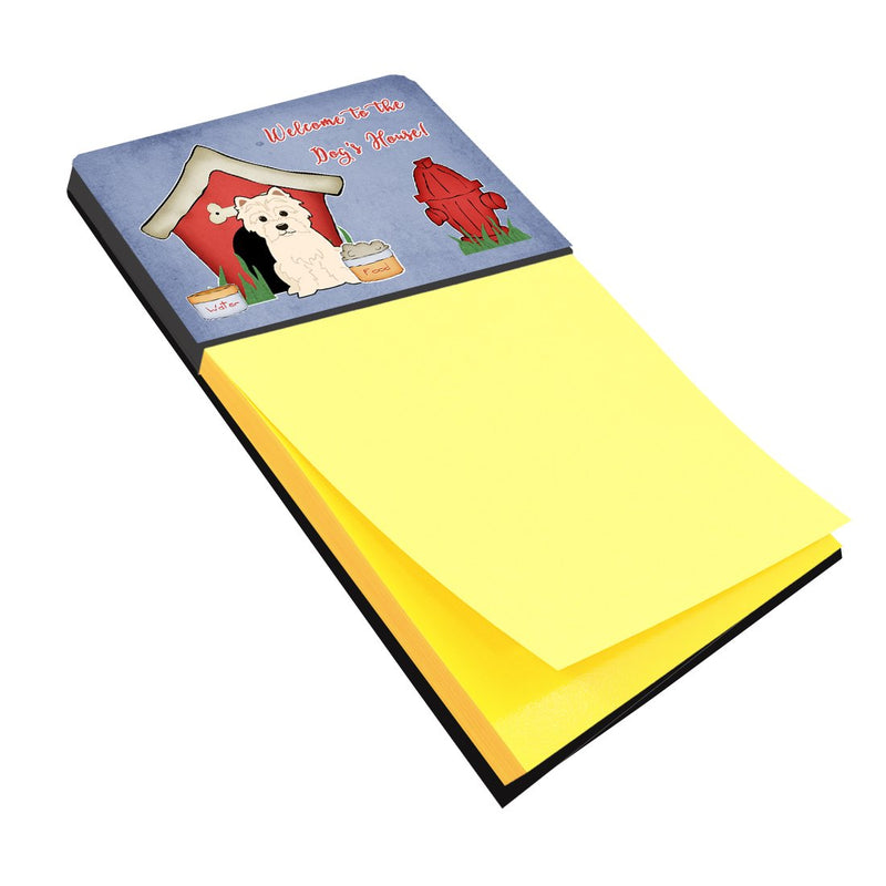 Buy this Dog House Collection Westie Sticky Note Holder BB2796SN